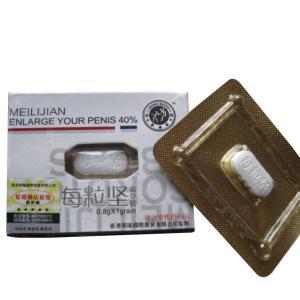 China MEI LI JIAN Big Dick Natural Male Enhancement Pills on sale