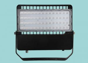 China High Lumen Commercial LED Floodlight 200W Black Color IP65 Design 3 Years Warranty on sale