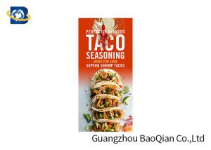 China Big Size Flip Lenticular Print Poster For Advertising Of Hamburger And Pizza on sale