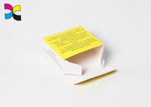 China Soap Special Packaging Boxes  Aromatherapy Candle Small For Perfume Loose Powder on sale