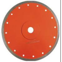 China 5 Super Thin Diamond Cutting Blade Ceramic Saw Blade For Porcelain In Red Color on sale