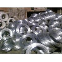 galvanized barbecue grill wire mesh 4mm galvanized mild steel wire