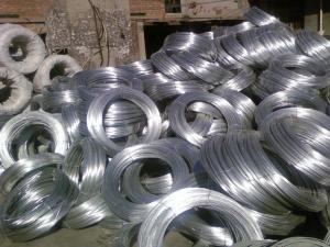 China galvanized copper wire on sale