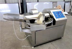China Low Noise Meat Chopper Machine Fast For Industry 40L Capacity Easy To Operate on sale