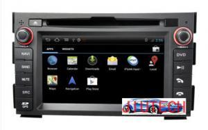 China Android 4.4 Quard Core Stereo GPS Navigation forKia Ceed Car DVD Player GPS Satnav Radio on sale