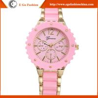 GV05 Rose Gold Luxury Watches for Woman Hotsale in USA GENEVA Watch Candy Quartz Watches