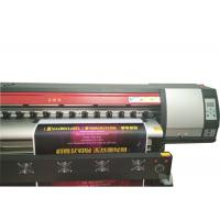Enjet 18s Eco Solvent Printing Machine For Outdoor Material , Vinyl Color Printer Equipment