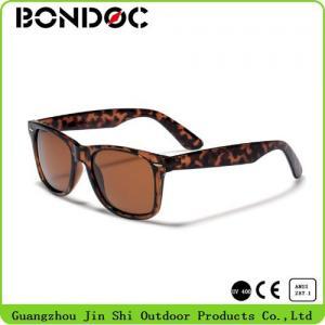 China 2016 gafas de sol plásticas de la promoción barata para el uso promocional con propias gafas de sol de alta calidad del logotipo de la marca supplier