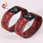 NEW Custom Reusable Flexible Stretch RFID NFC Wristbands for events access control systems
