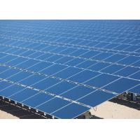 Blue Multicrystalline Yingli Solar Panels TPT Back Sheet MC4 Compatiable