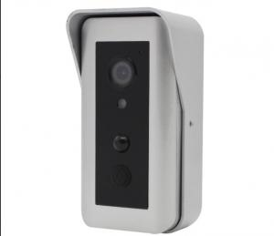 China Smart Wifi Video Doorbell PIR Motion Detaction Night Vision With Battery Support Full duplex Voice Intercom on sale