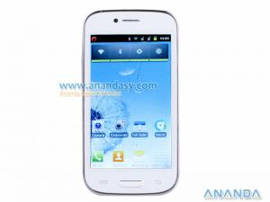 China 4.0 inch Dual SIM Android 4.1 Mobile Phone Mini S3 on sale