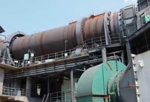 China Good Reputation Cylinder Rotary Kiln For sale on sale