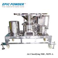 Micron Fertilizer Hammer Mill Machine , PLC High Purity Micron Powder Systems