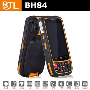 China BATL BH84  3g android PDA with 2d barcode scanner ,HF rfid handheld reader,handheld terminal on sale