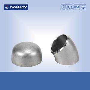 China Las persianas del casquillo del tubo del extremo del acero inoxidable SCH10 y el tubo ciego SS304 ciegan el casquillo del tubo on sale