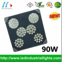 Environment Friendly Gas Station Canopy Lights for Oil Refinery 90w
