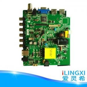 China led tv skd  lcd  tv  main  board on sale