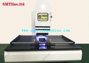 China SPI 6500 3DSPI Thickness Solder Paste Inspection Machine Detector CE Approval on sale