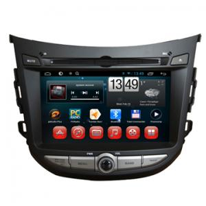 China Hyundai HB20 Car Radio Dvd 2 Din Multimedia Navigation for Android 4.2 System with Wifi 3G on sale