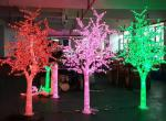 LED tree light emitting crystal tree light Bauhinia tree light simulation LED tree light