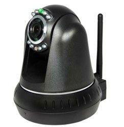 China CCTV Security Wireless Night Vision IP Cameras Network with Iphone APP Downloadable on sale
