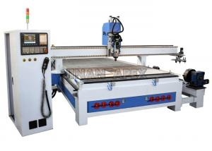 China Automatic 4 Axis Wood Cnc Machine , High Efficiency Cnc Engraving Machine on sale