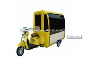 China Mobile Food Cart on sale