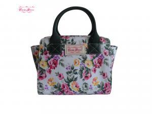 436c372434aa Quality Eco friendly Floral Print Handbags