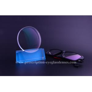 China ASP UV400 Protection 1.74 High Index Lenses, Prescription Optical Hydrophobic Lens on sale