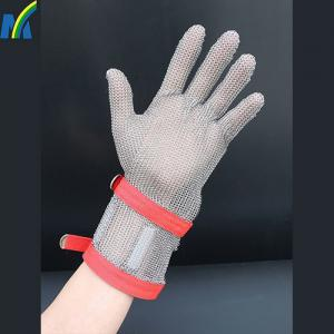 China Stainless Steel Chain Mail Gloves Made in China on sale