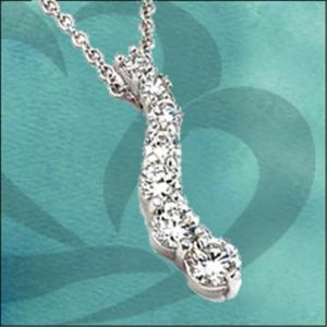China Fashion 925 sterling silver pendant on sale