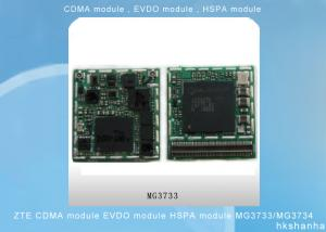 China ZTE CDMA module EVDO module HSPA module MG3733/MG3734 on sale