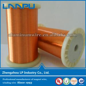 China Standard Electrical Resistance Superior Quality 220 C 2.0mm Enameled Copper Wire on sale