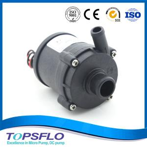 China TOPSFLO dc micro/mini pump, silent hot water mattress pump on sale