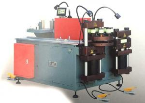 China Hydraulic Punching Busbar Bending Machine Busbar Process 120mm Vertical Bending Width on sale