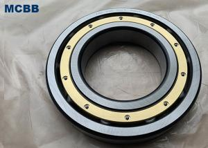 China Four Point Angular Contact Ball Bearings Milling Machine Spindle Bearings on sale