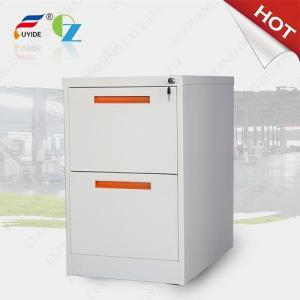 China 2016 Factory direct steel office furniture metal 2 drawer filing cabinet/storage cabinet on sale