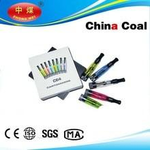 China 2014 ce4 clearomizer long wick, double coils.electronic cigarette on sale