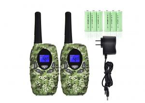 China 10 Call Tones Battery Powered Walkie Talkies Friendly Prompt For Friend'S Gift on sale
