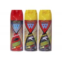 China 400ml Pyrethrin Insecticide Mosquito Repellent Spray Gas Liquid With Aerosol on sale