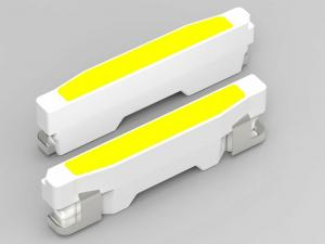 China SMD020 1.00mm Height 1502 Package Side View White Chip LED on sale