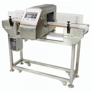 China Anti - Corrosion Conveyor Metal Detector For Frozen Food / Vegetable Processing on sale