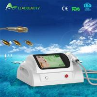 Skin Rejuvenation/ wrinkle remover portable rf fractional micro needle machine