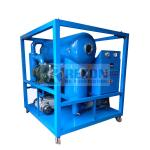 High Vacuum Transformer Oil Purifier, Dielectric Oil Treatment, Transformer Oil Filtration Plant Model ZYD-50(50LPM)