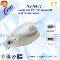 China Home  Laser Ipl Machine 530nm - 1200nm For Skin Rejuvenation / Wrinkle Removal on sale