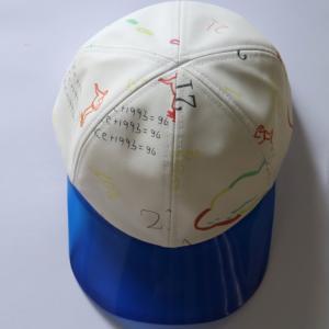 China Fashion Plastic Bill Custom Printed Baseball Hats , Sun Protection Headwear For Summer on sale