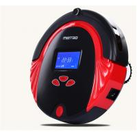 Self Charge Robot vacuum cleaner , Robot Sweeper with mop and LED display