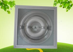 China Indoor 90 - 305V Induction Lamp , Recessed Ceiling Lights 200W High Brightness on sale