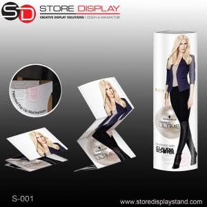 China pop standee display stand on sale